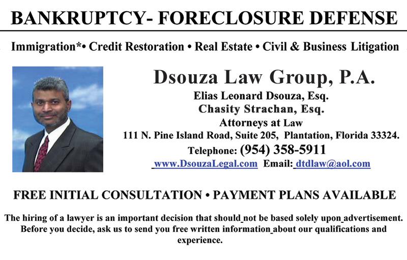 Dsouza Law Group P. A.