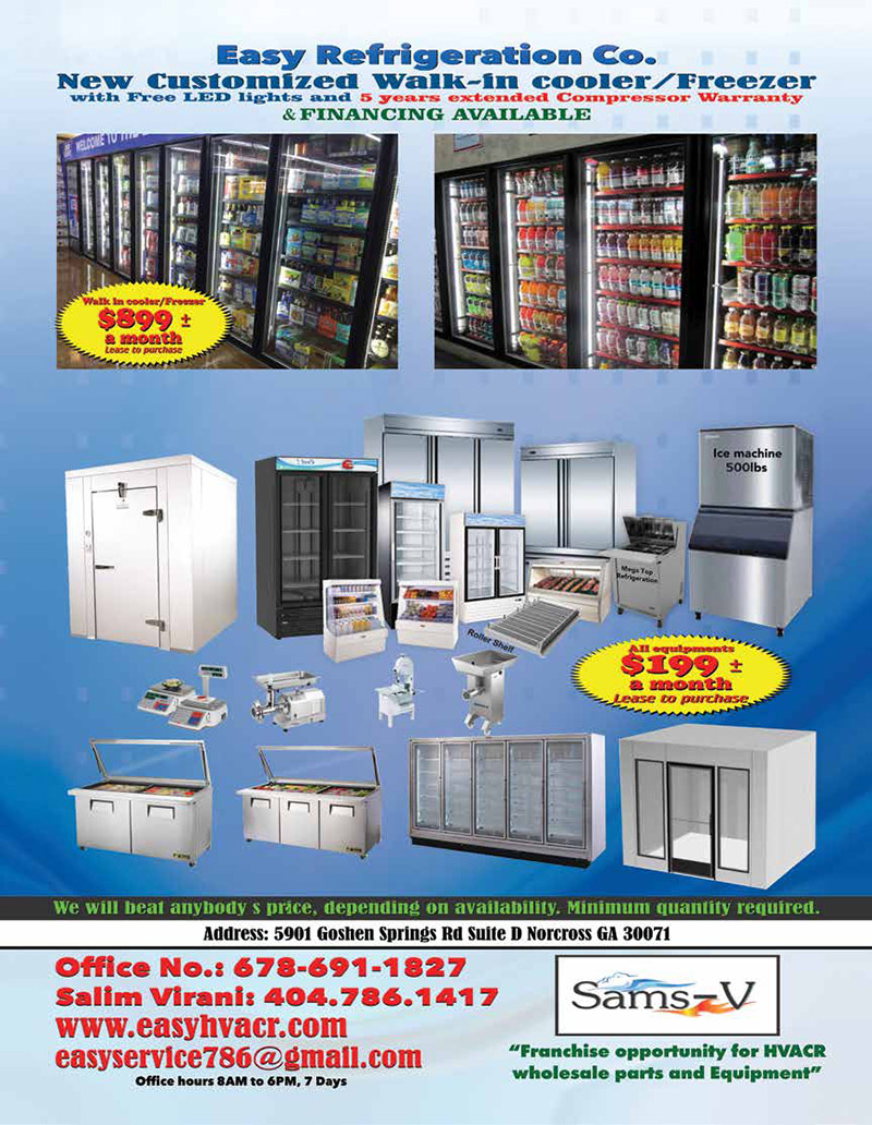Easy Refrigeration Company