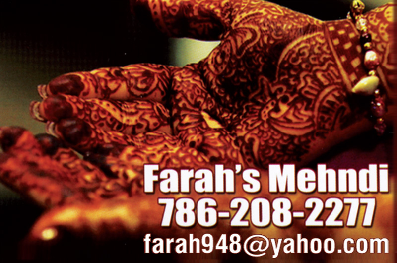 Farah Mehendi