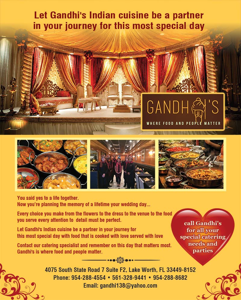 Gandhis Indian Restaurant