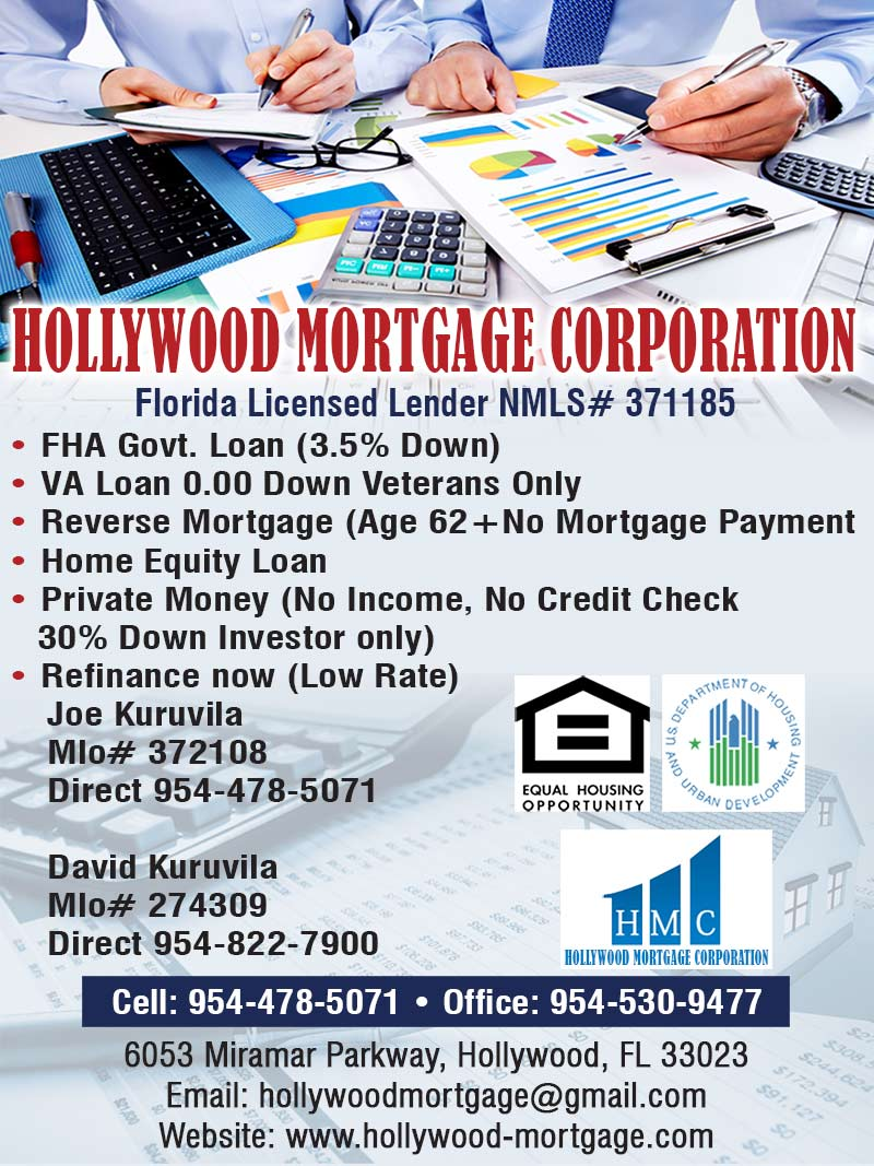 Hollywood Mortgage Corp