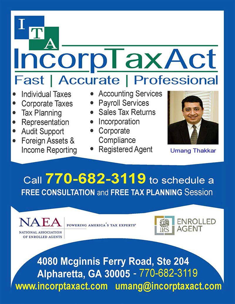 Incorp Tax Act