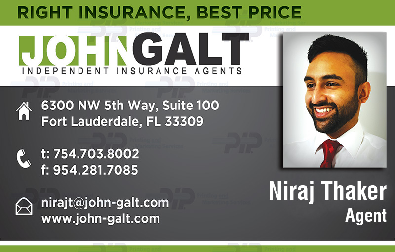 John Galt Independent Insurance Agent
