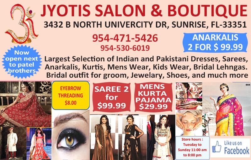 Jyotis Salon & Boutique
