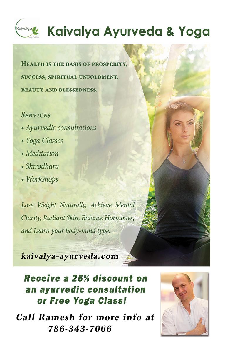 Kaivalya Ayurveda & Yoga