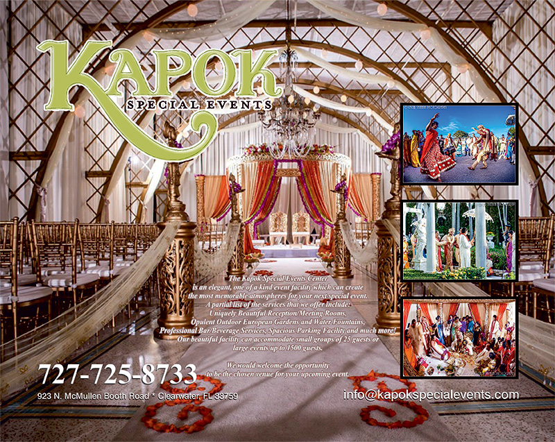 Kapok Special Events Center