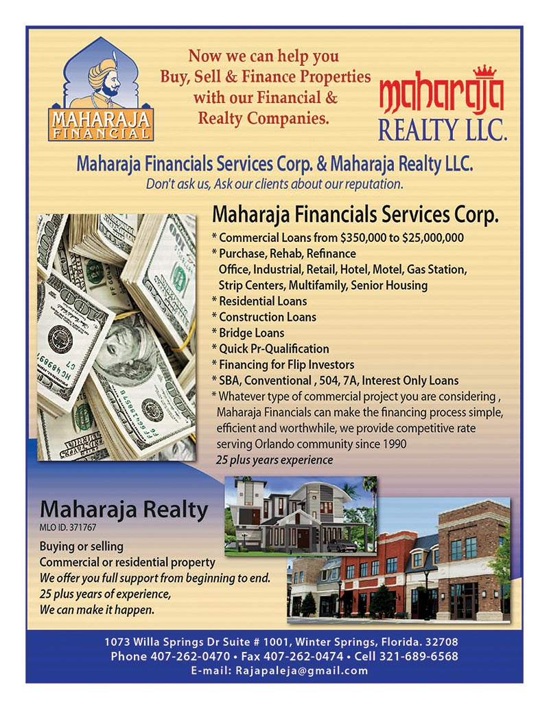 Maharaja Financial Services