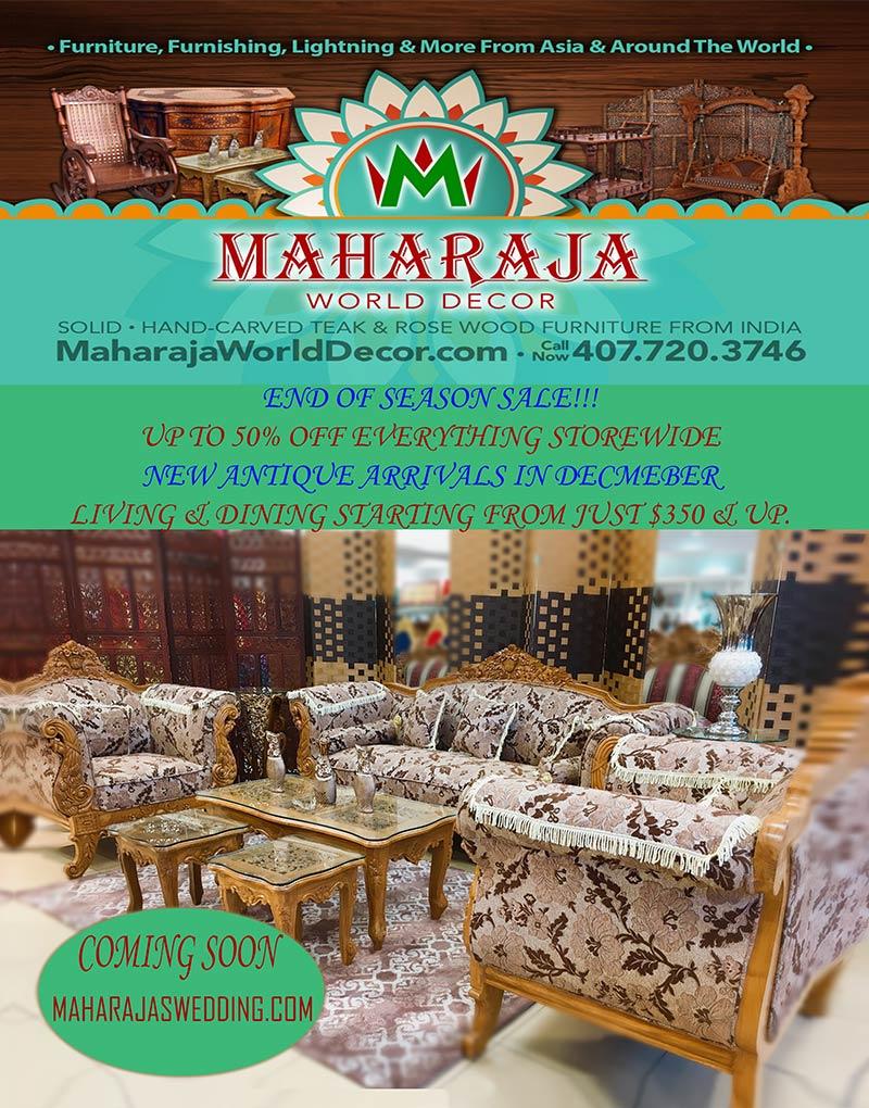 Maharaja World Decor
