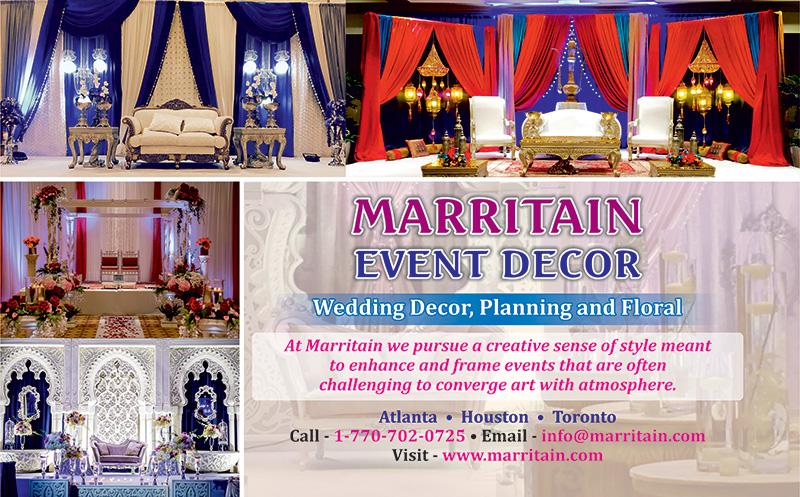 Marritain Event Decor