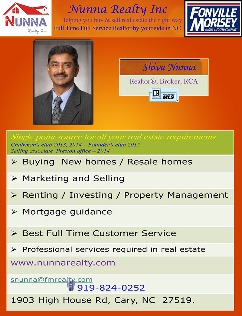 Nunna Realty Inc