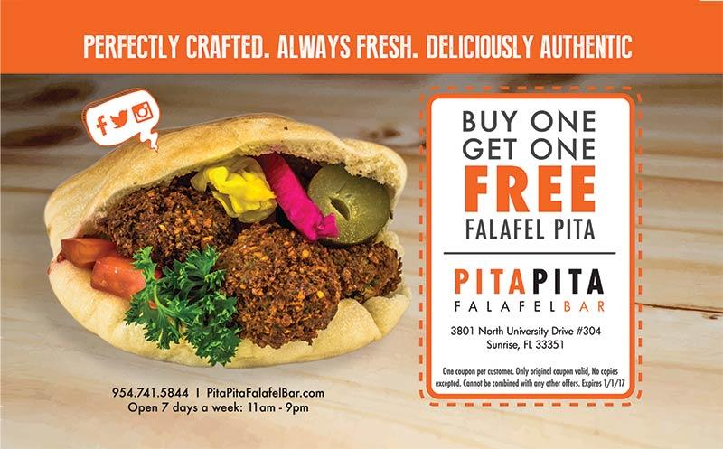 Pita Pita Falafel Bar