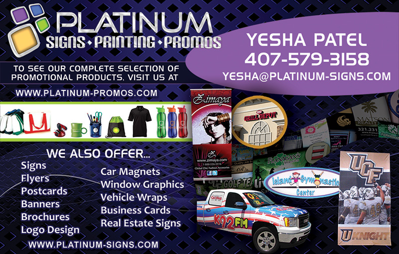 Platinum Signs and Design