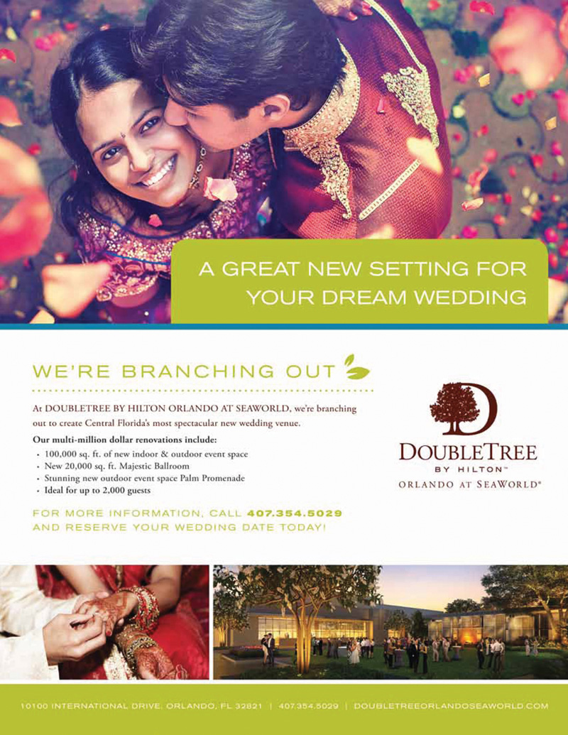 DoubleTreet Resort - By Hilton Orlando at Seaworld