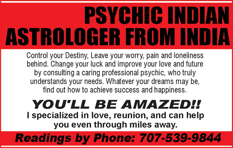 PSYCHIC INDIAN ASTROLOGER FROM INDIA