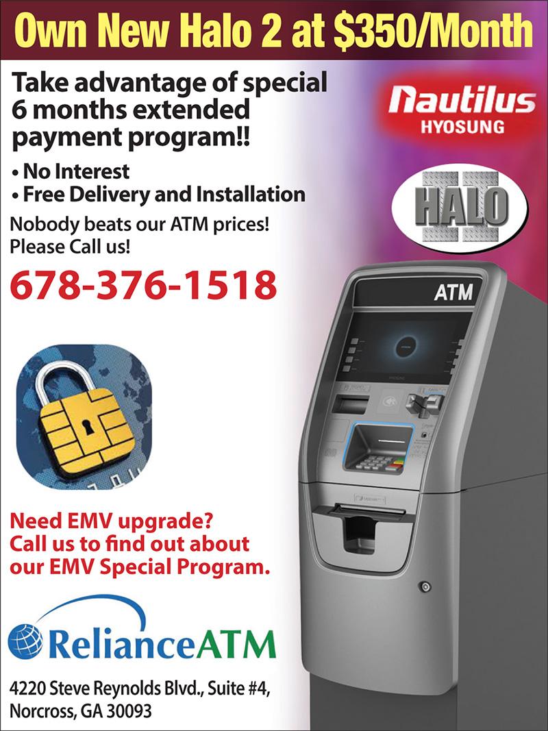 Reliance ATM