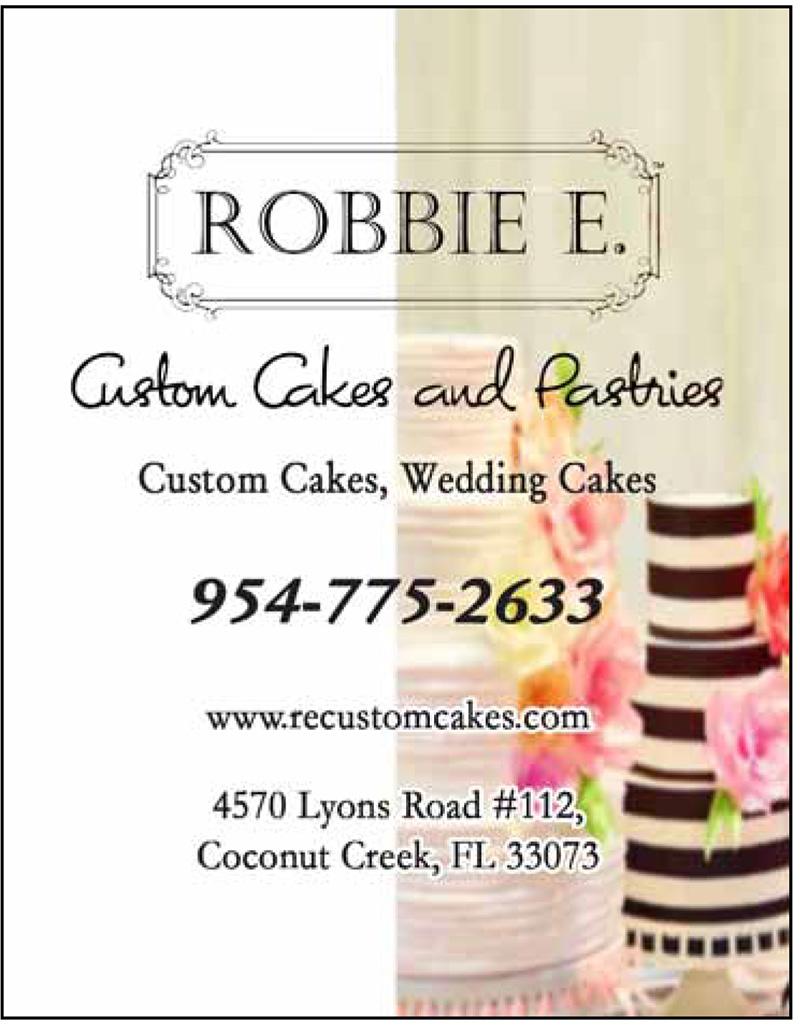 Robbie e custom cakes & pastries