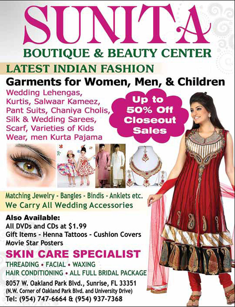 Sunita boutique & beauty