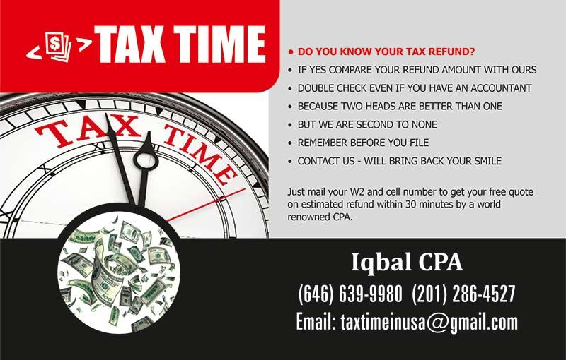 Tax TimeUSA