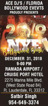 New Years Eve Bollywood Bash