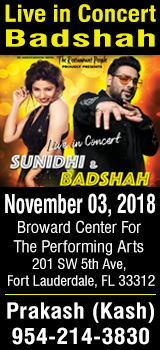 Live In Concert Badshah