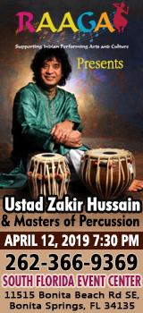 Ustad Zakir Hussain
