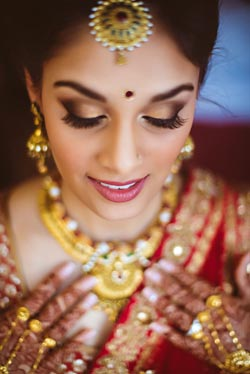 Bridal Beauty Tips by Indian Bridal Dream Team - KC-Makeup