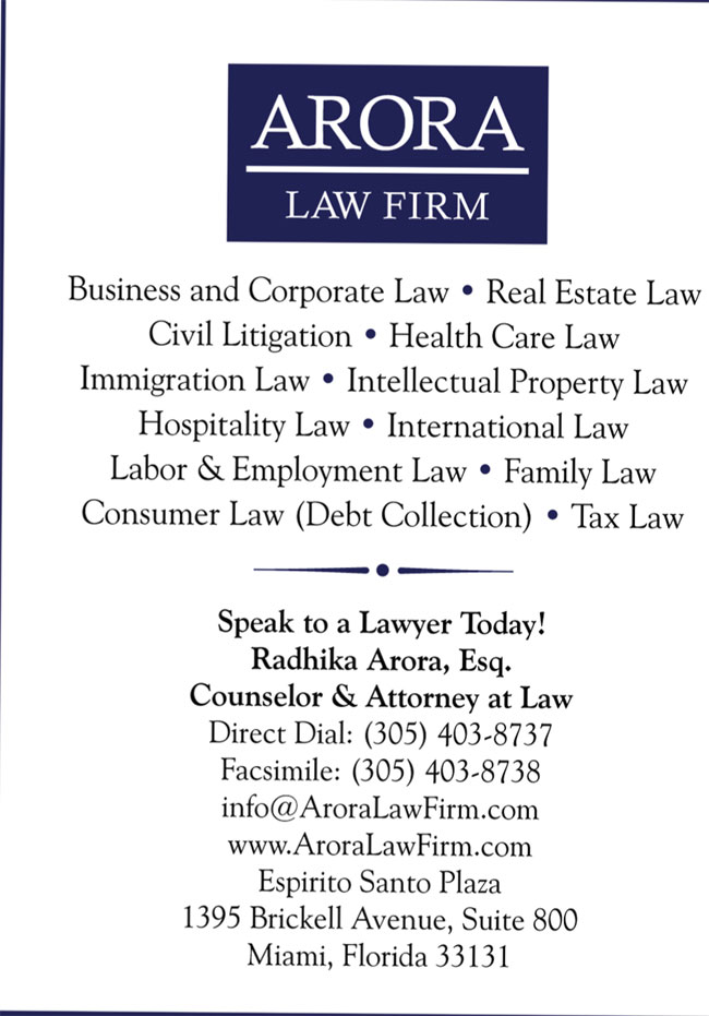 Arora Law Firm
