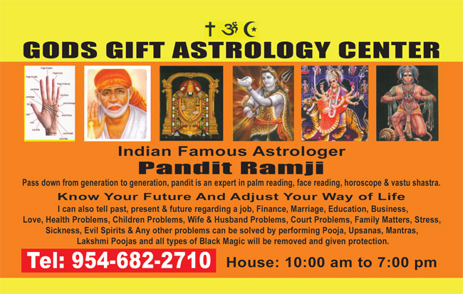 Gods Gift Astrology Center