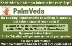 Palm Veda - L.K Tripathi