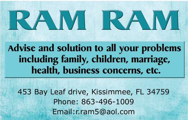 RAM RAM ASTROLOGER