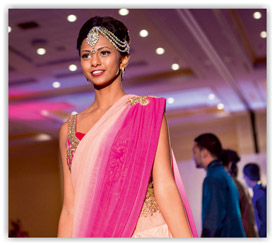 Multiple Ways to Reach Thousands of Indian, Pakistani, and Indo Caribbean Brides