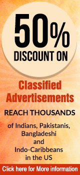 50% Discount on Classified Advertisements