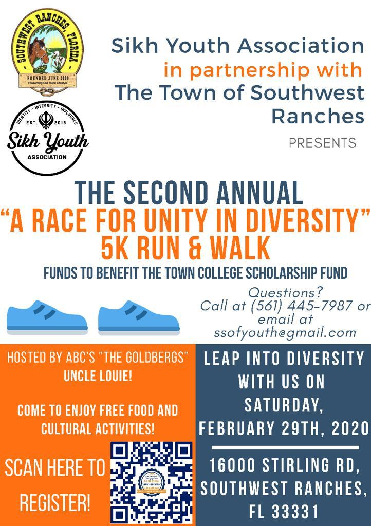 Unity in Diversity In support of SWR Scholarship