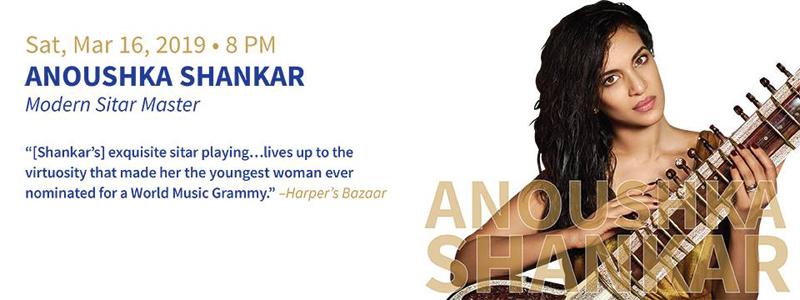Anoushka Shankar: Modern Sitar Master