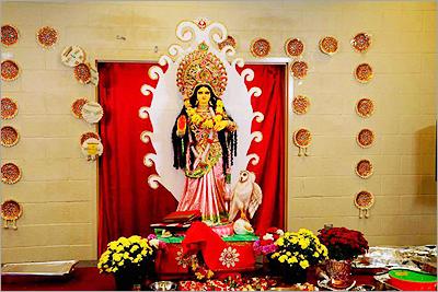 BAGA: Lakshmi Puja