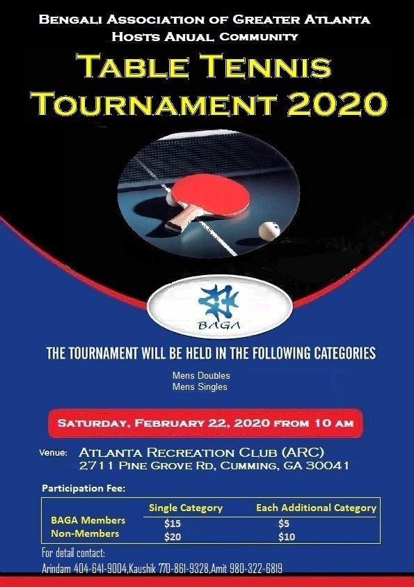 BAGA TT Tournament in Cumming