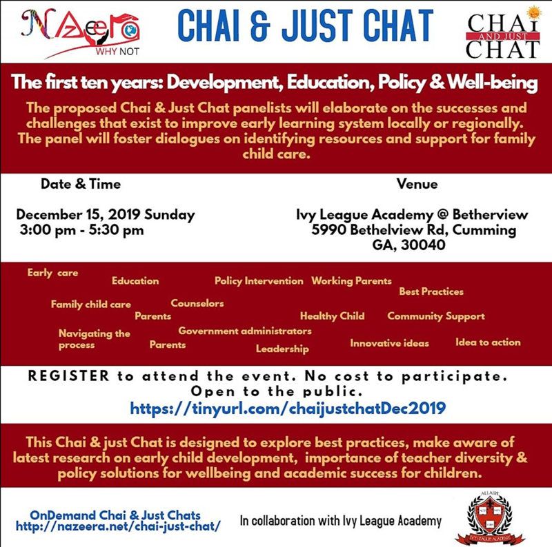 Chai & Just Chat