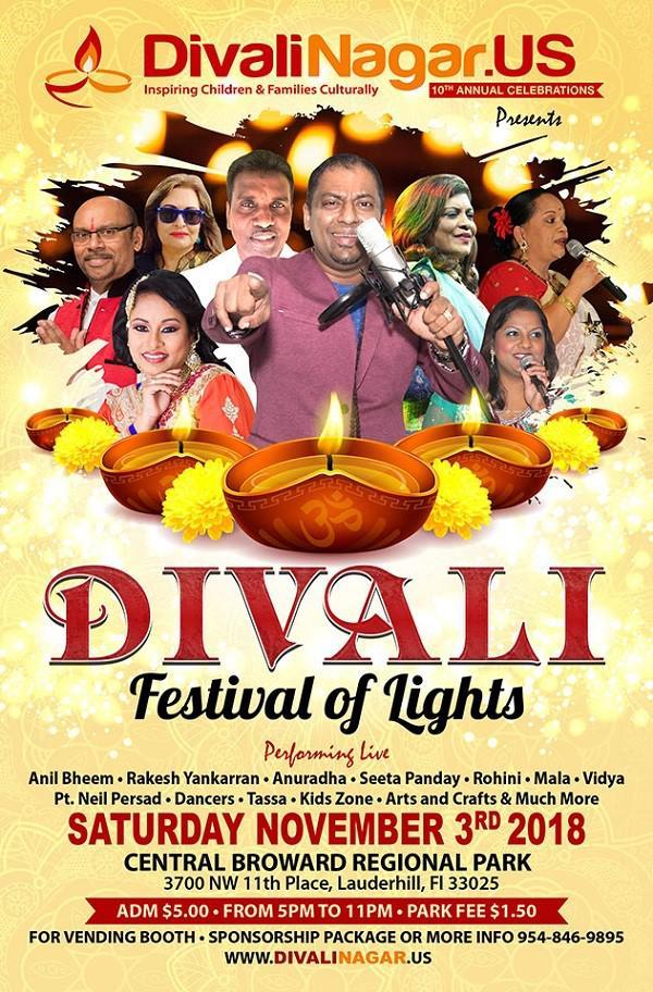 Diwali 2018 Festival Of Lights