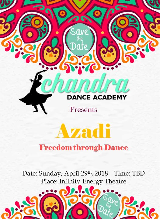 Azadi Freedom Through Dance