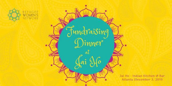 Fundraising Dinner at Jai Ho in Atlanta