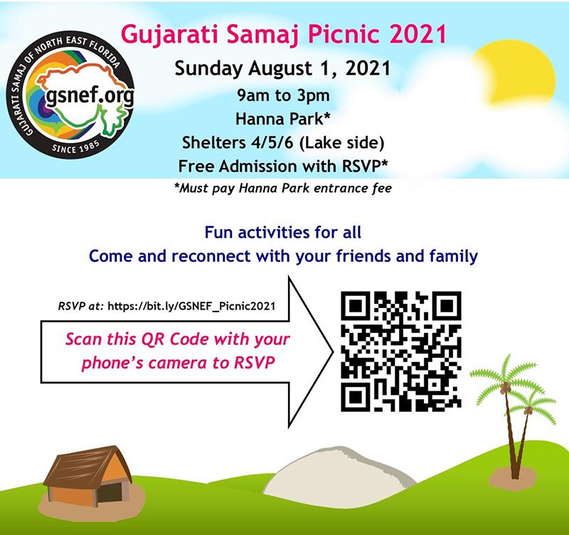 Gujarat Samaj Picnic 2021
