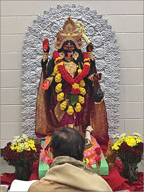 Kali Puja 2019 in Lawrenceville Hosted by Bengali Association of Greater Atlanta