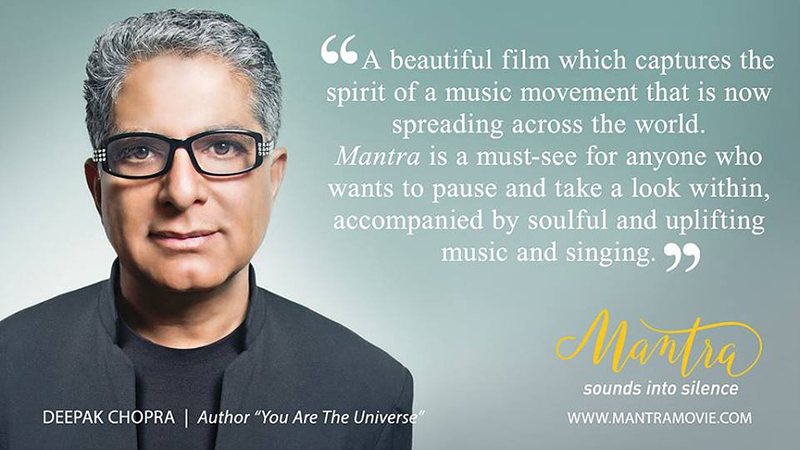 Mantra: Sounds Into Silence (Film)