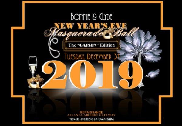 NYE Masquerade Ball - The Gatsby Edition in Atlanta