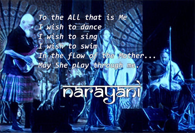 Narayani - In the River in Decatur