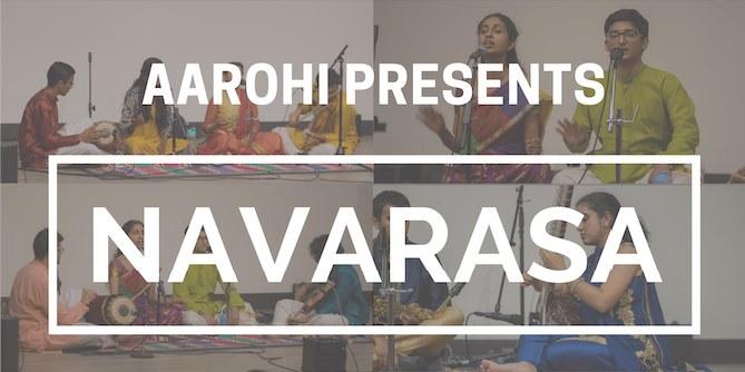 Navarasa - Aarohi Concert in Atlanta