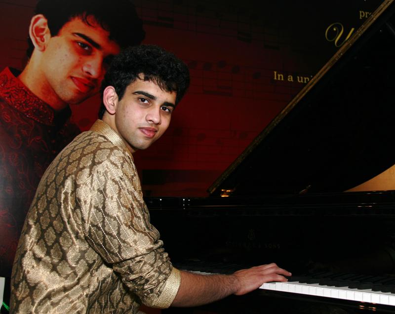Raga On Piano in Boca Raton