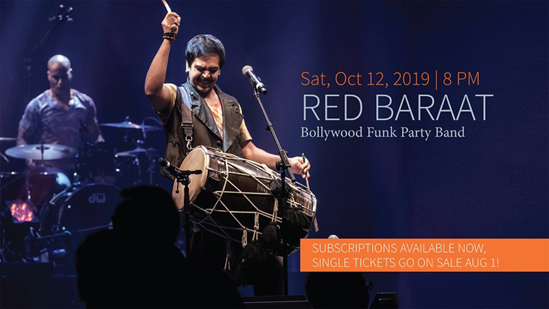 Red Baraat - Bollywood Funk Party Band