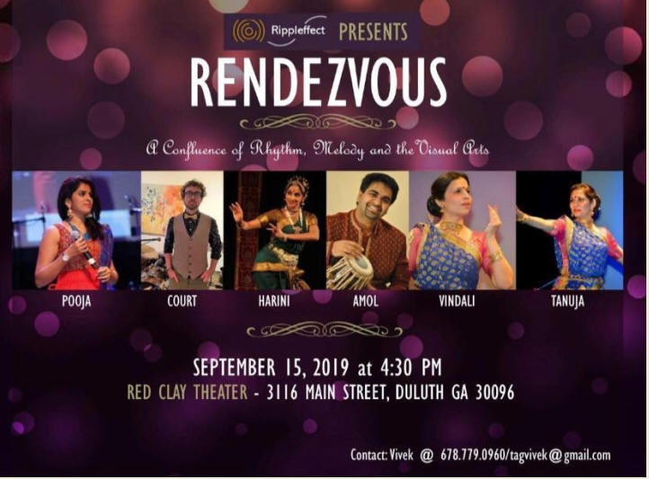 Rendezvous: Melody & Visual Arts