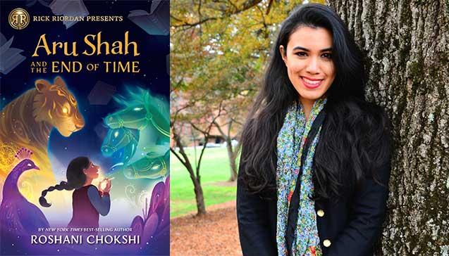 Roshani Chokshi: Author Talk & Signing